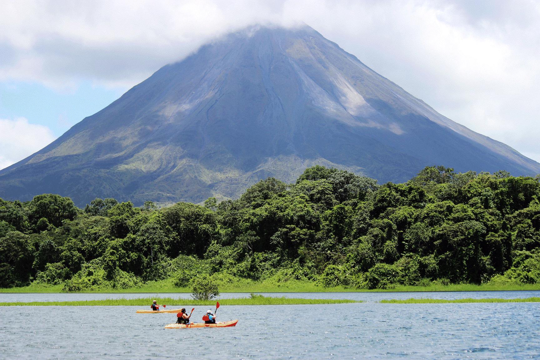 Kayak à Alajuela, Costa Rica