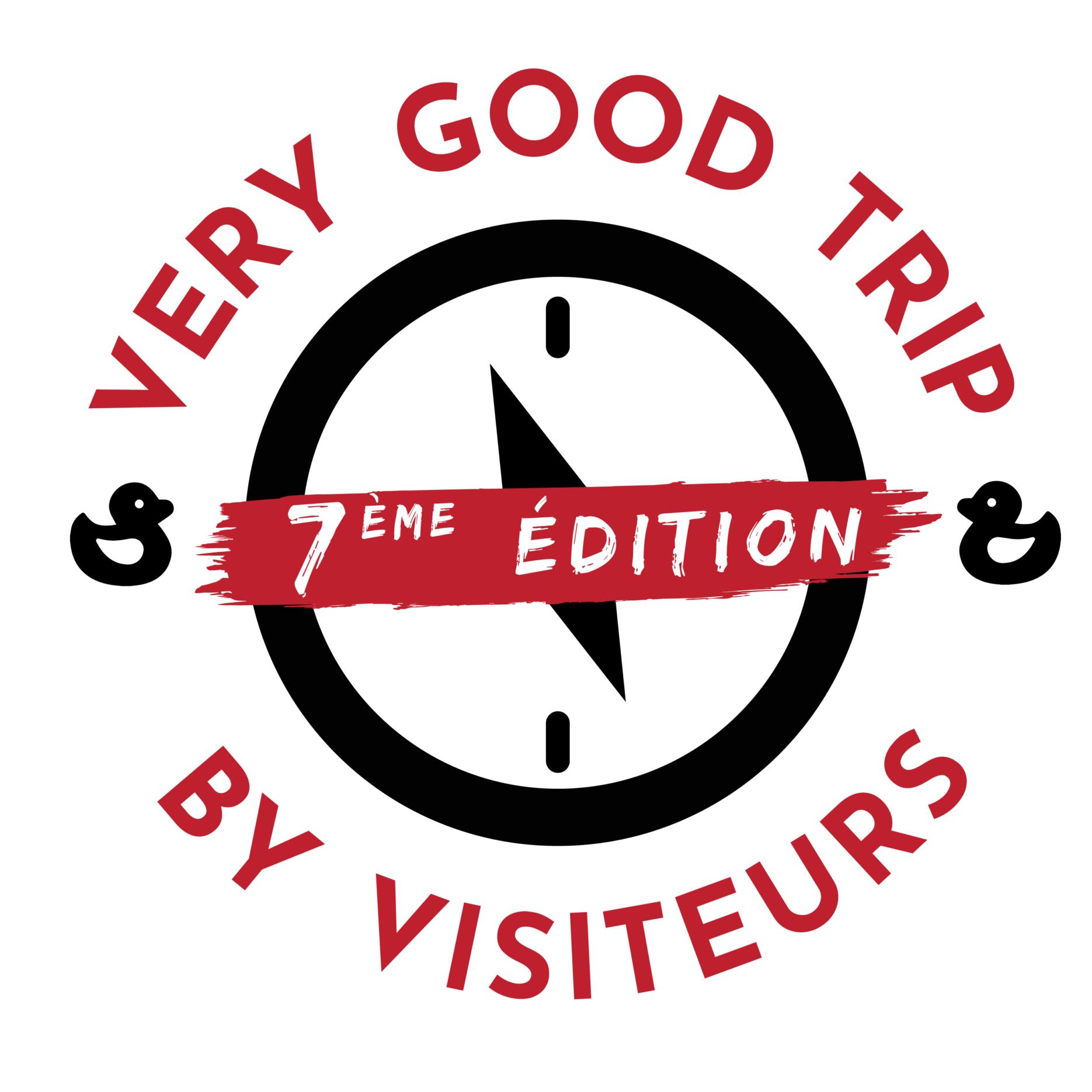 Logo du Very Good Trip,7ème édition