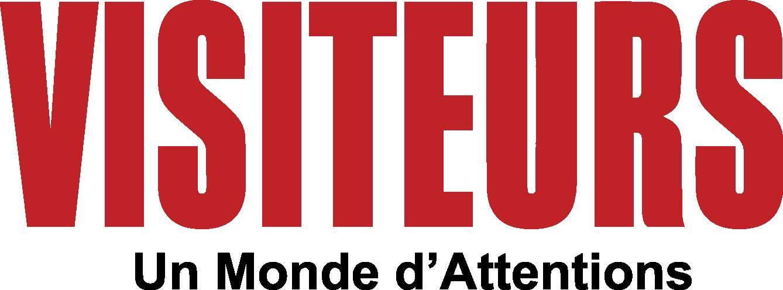 Logo VISITEURS un monde d'attention