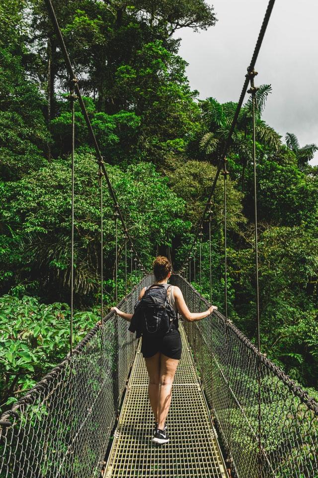 Mistico Arenal Hanging Bridges Park, Alajuela, La Fortuna, Costa Rica